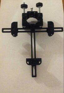 soporte celular microscopio telescopio