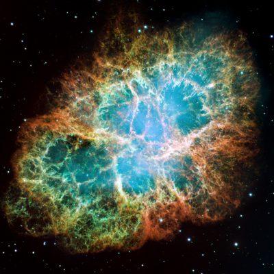 messier 1 nebulosa del cangrejo