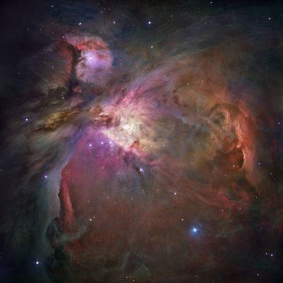 nebulosa de orion messier 42