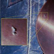 impacto basura espacial telescopio hubble