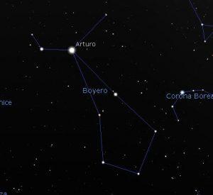 constelacion boyero