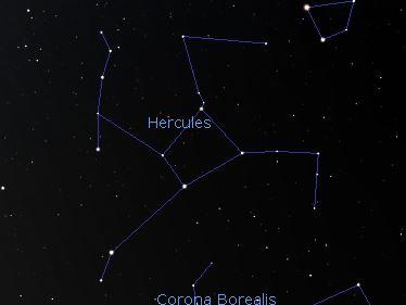constelacion hercules