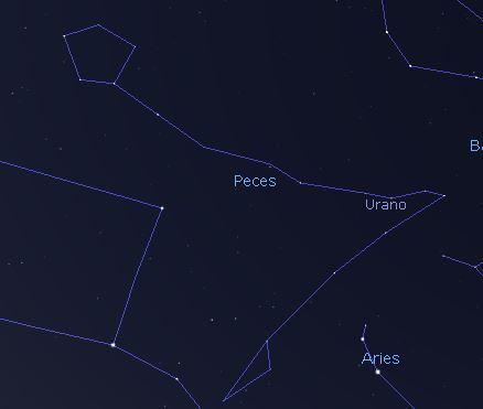constelacion piscis
