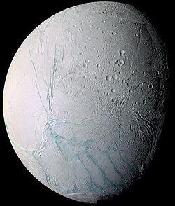 encelado luna saturno vida