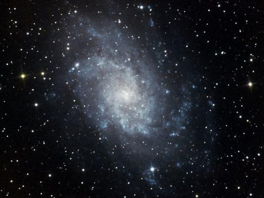 galaxia el triangulo astrofoto