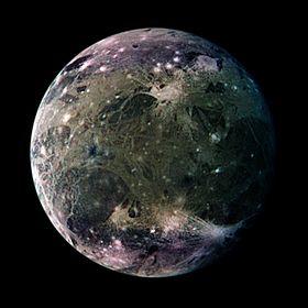 ganímedes luna jupiter