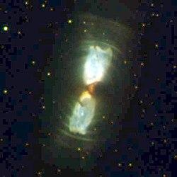 nebulosa protoplanetaria