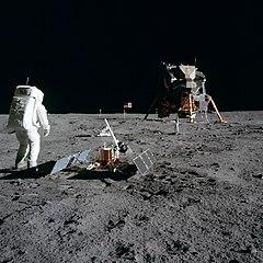 apolo 11 astronautas luna