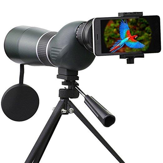 analisis telescopio monocular SGODDE 15-45x60